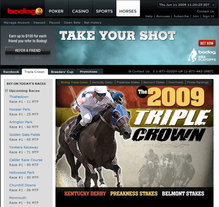 Bodog Casino Review – Online Casino Review